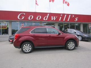 Used 2012 Chevrolet Equinox LT! FACT. REMOTE START! BACKUP CAMERA! for sale in Aylmer, ON