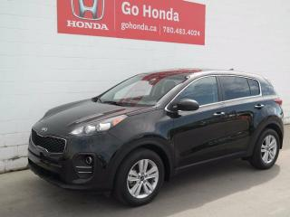 Used 2017 Kia Sportage LX for sale in Edmonton, AB