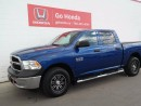Used 2014 Dodge Ram 1500 ST, V6, 4X4 CREWCAB for sale in Edmonton, AB
