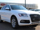 Used 2016 Audi Q5 PROGRESSIV, AWD, HEATED SEATS, NAVI, BACKUP CAM, LEATHER for sale in Edmonton, AB