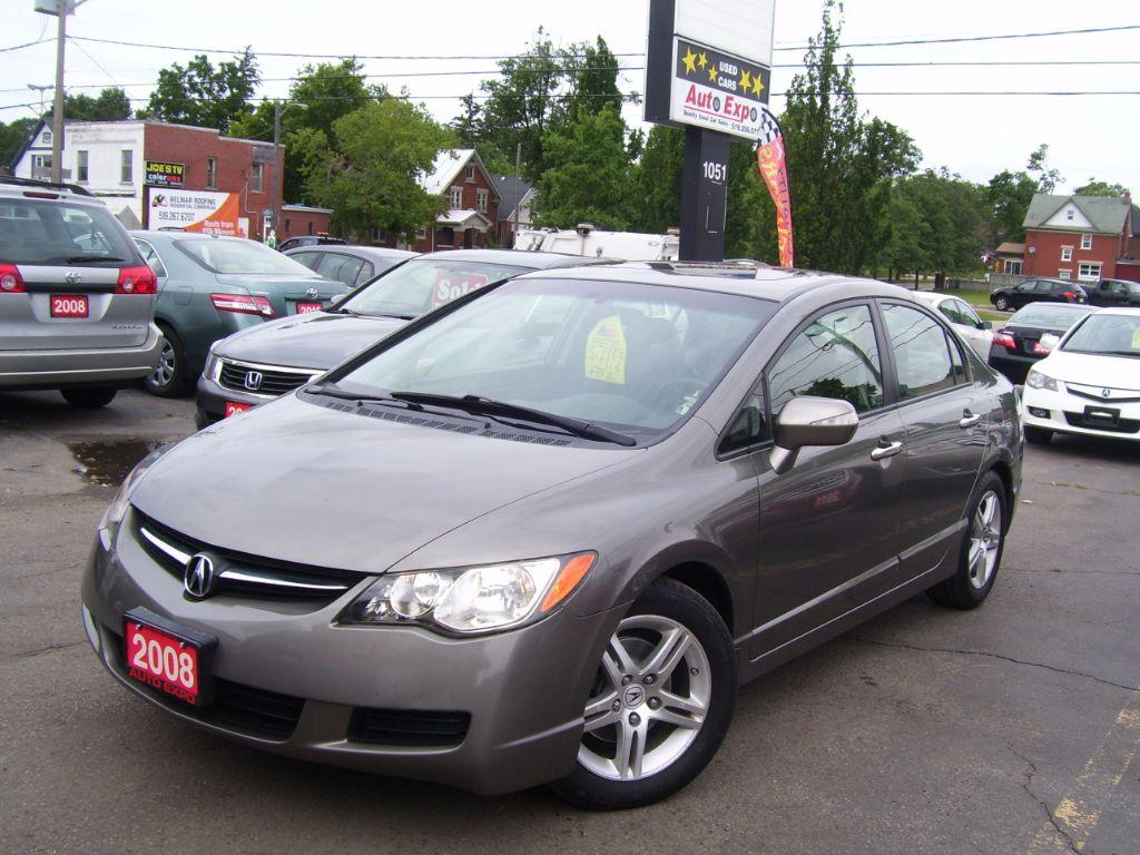 Used 2008 Acura CSX Leather,Sunroof,Auto,Cruise for Sale in ...
