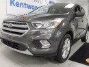 Used 2017 Ford Escape SE 4WD ecoboost with heated seats and keylessss entry for sale in Edmonton, AB