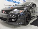 Used 2011 Honda Civic Si, sunroof, cruise control, manualll!!! It's a dream come true for sale in Edmonton, AB