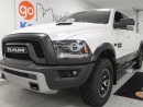 Used 2017 Dodge Ram 1500 Rebel 5.7L V8, NAV, sunroof, heated leather seats and heated steering wheel!!!! for sale in Edmonton, AB