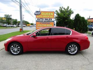 Used 2007 Infiniti G35X Luxury   All Wheel Drive   Push To Start for sale in North York, ON