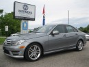 Used 2013 Mercedes-Benz C 300 4MATIC | NAVIGATION for sale in Cambridge, ON