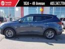 Used 2017 Hyundai Santa Fe Sport 2.4 Luxury for sale in Red Deer, AB