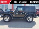 Used 2013 Jeep Wrangler Sahara for sale in Red Deer, AB