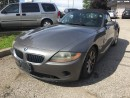 Used 2003 BMW Z4 2.5i for sale in Mississauga, ON
