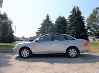 Used 2007 Ford Five Hundred SEL AWD for sale in Thornton, ON