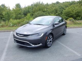 Used 2016 Chrysler 200 C for sale in Halifax, NS