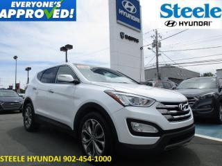 Used 2013 Hyundai Santa Fe SE 2.0T AWD Leather Sunroof backup camera for sale in Halifax, NS