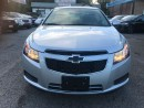 Used 2014 Chevrolet Cruze 1LT ALLOY WHEELS BACKUP CAMERA NO ACCIDENT for sale in Brampton, ON