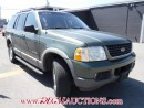 Used 2002 Ford EXPLORER XLT 4D UTILITY 4WD for sale in Calgary, AB