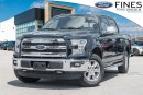 Used 2016 Ford F-150 Lariat - TWIN PANEL MOONROOF, BLIS for sale in Bolton, ON