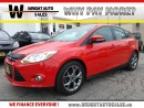 Used 2013 Ford Focus SE| LEATHER| SYNC| SUNROOF| 45,199KMS for sale in Cambridge, ON