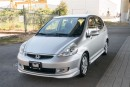 Used 2007 Honda Fit Sport for sale in Langley, BC