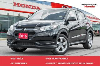 Used 2016 Honda HR-V LX (AT) for sale in Whitby, ON