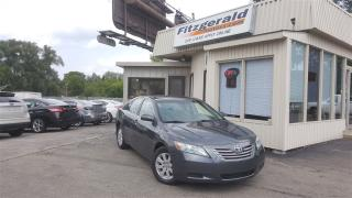 Used 2007 Toyota Camry HYBRID Base for sale in Kitchener, ON