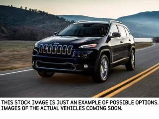 New 2018 Jeep Cherokee New Car Trailhawk Leather Plus|4x4|SafetyTec,TechPkgs|Sunroof|Nav|17