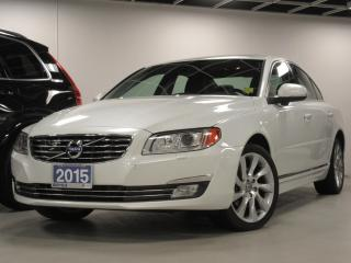 Used 2015 Volvo S80 T6 AWD A Platinum (Production Ended 4.2014) for sale in Thornhill, ON