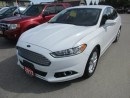 Used 2013 Ford Fusion LOADED SE EDITION 5 PASSENGER 1.6L - ECO-BOOST.. LEATHER.. HEATED SEATS.. SYNC TECHNOLOGY.. BLUETOOTH SYSTEM.. for sale in Bradford, ON