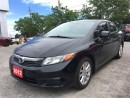 Used 2012 Honda Civic EX for sale in North York, ON