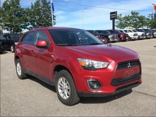 Used 2015 Mitsubishi RVR SE**ALL WHEEL DRIVE**BLUETOOTH** for sale in Mississauga, ON
