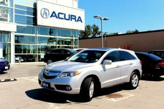 Used 2014 Acura RDX Tech at for sale in Langley, BC