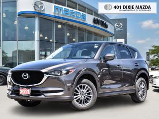 Used 2017 Mazda CX-5 GS 0.99% FINANCE AVAILABLE| ONE OWNER| MOONROOF for sale in Mississauga, ON