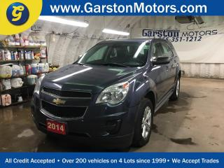 Used 2014 Chevrolet Equinox LS*POWER DRIVER SEAT*KEYLESS ENTRY*POWER WINDOWS/LOCKS/MIRRORS*CRUISE CONTROL* for sale in Cambridge, ON