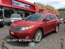 Used 2010 Toyota Venza Base...RED HOT!!! for sale in Stoney Creek, ON
