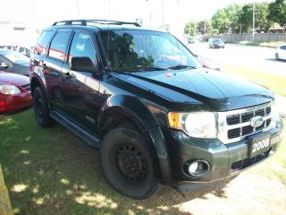 Used 2008 Ford Escape XLT for sale in Cambridge, ON