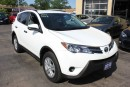 Used 2013 Toyota RAV4 LE AWD Backup Cam Bluetooth for sale in Brampton, ON