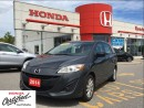 Used 2014 Mazda MAZDA5 GS, clean carproof report, one owner for sale in Scarborough, ON