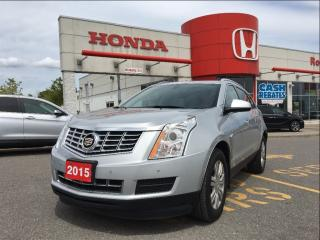 Used 2015 Cadillac SRX Luxury, best price around, awesome shape for sale in Scarborough, ON