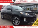 Used 2015 Kia Sorento SX | NAVI | PANO ROOF | BACKUP CAM | ONE OWNER | for sale in Georgetown, ON