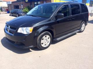 Used 2012 Dodge Grand Caravan SE for sale in Mississauga, ON