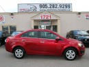 Used 2013 Chevrolet Sonic WE APPROVE ALL CREDIT for sale in Mississauga, ON