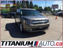 Used 2013 Ford Flex SEL+GPS+Camera & Sensors+Heated Leather Seats+R.S. for sale in London, ON