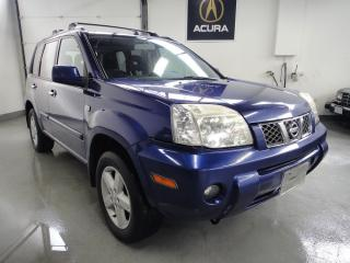 Used 2006 Nissan X-Trail SE MODEL-NO ACCIDENTS,HEATED SEATS,PANO ROOF for sale in North York, ON