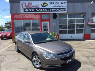 Used 2010 Chevrolet Malibu LT IMMACULATE CONDITION REDUCED!! for sale in London, ON