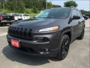 Used 2016 Jeep Cherokee North - Heated Seats - Remote Start for sale in Norwood, ON