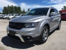 Used 2017 Dodge Journey Crossroad - 7 Passenger - Heated Seats for sale in Norwood, ON