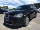 Used 2013 Dodge Journey SXT - Sunroof - Backup Camera for sale in Norwood, ON