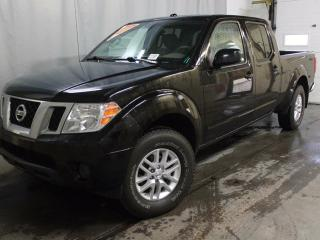 Used 2015 Nissan Frontier SV 4X4 CREW CAB for sale in Edmonton, AB
