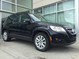 Used 2011 Volkswagen Tiguan HEATED SEATS/PANORAMIC SUNROOF/LEATHER/4MOTION for sale in Edmonton, AB