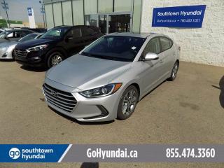 Used 2017 Hyundai Elantra GLS 4dr Sedan for sale in Edmonton, AB