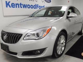 Used 2016 Buick Regal BASE for sale in Edmonton, AB