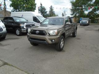 Used 2012 Toyota Tacoma TRD PKG DOUBLE CAB for sale in North York, ON